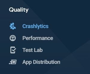 Google Firebase features quality