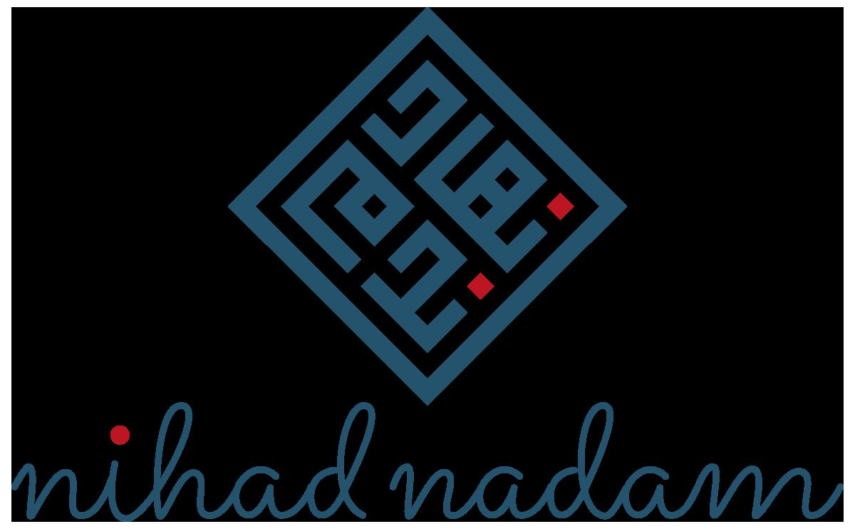 Nihad Nadam Logo .me domain