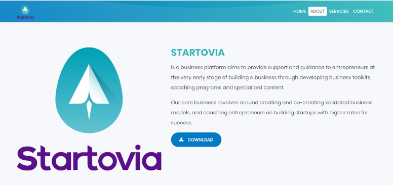 Startovia Business platform for coaching entrepreneurs