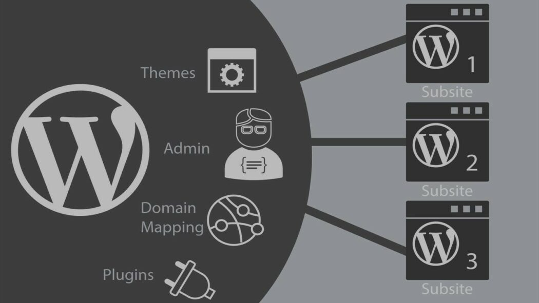 WordPress website plugins themes