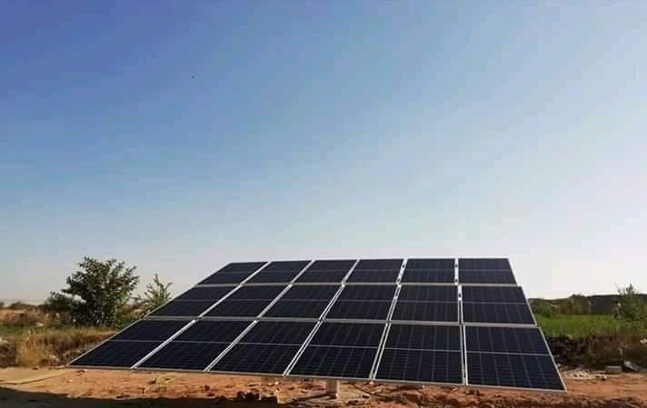 solar panels morocco electromark