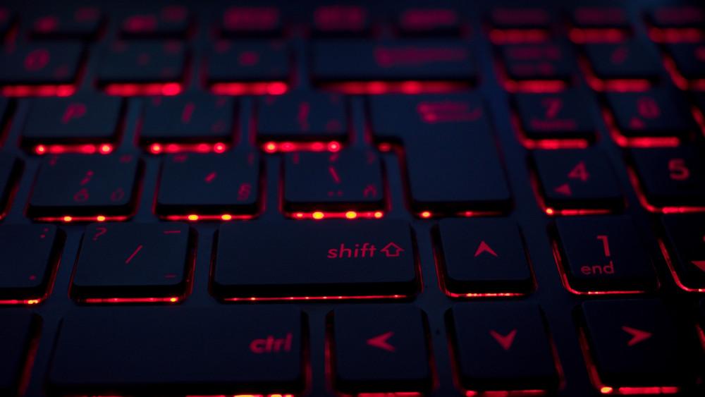 technology evolution black keyboard