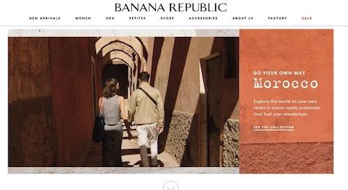 web-design-trends-banana-republic