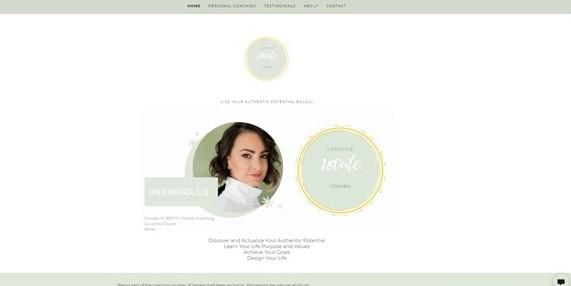 180utc website online life coach dubai