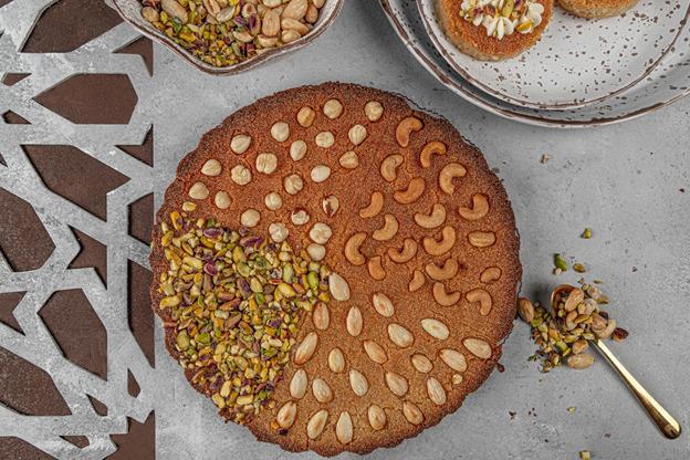 Basbousa the batter half and co desserts egypt
