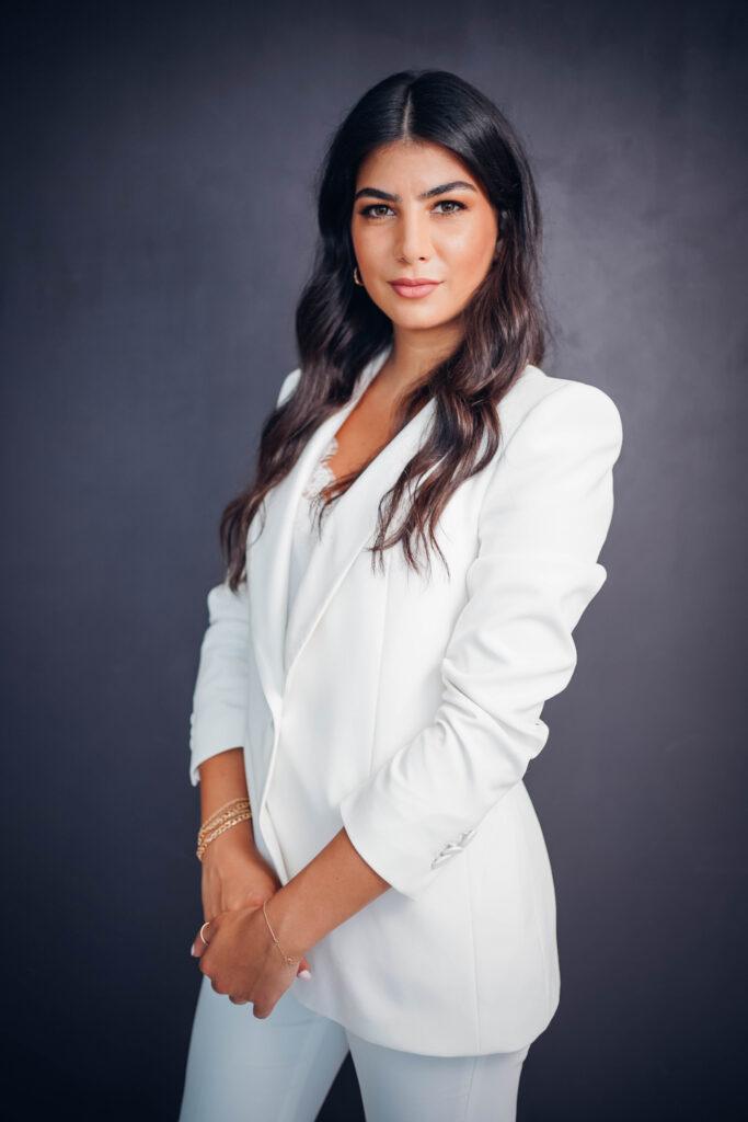 CEO of scarlt.com Nancy ElKhatib
