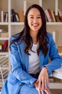 Julie Nguyen Crunchmoms headshot working moms