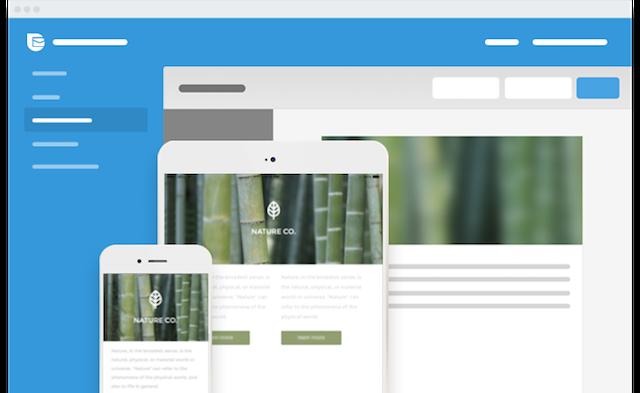 SendinBlue Retail Industry Newsletter email marketing