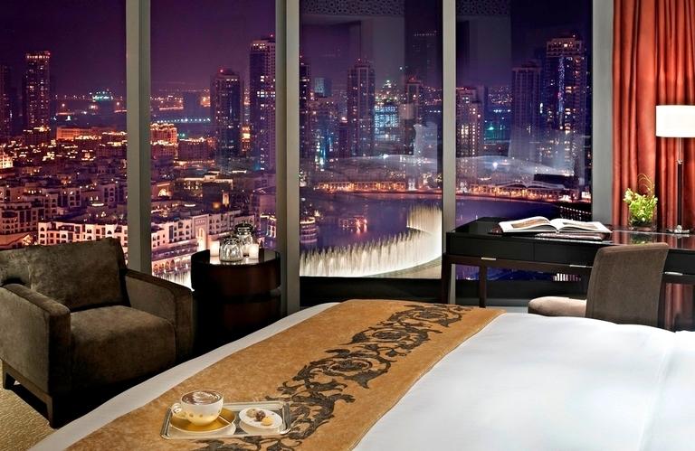 صورة برج خليفة من الداخل شركات السياحة
