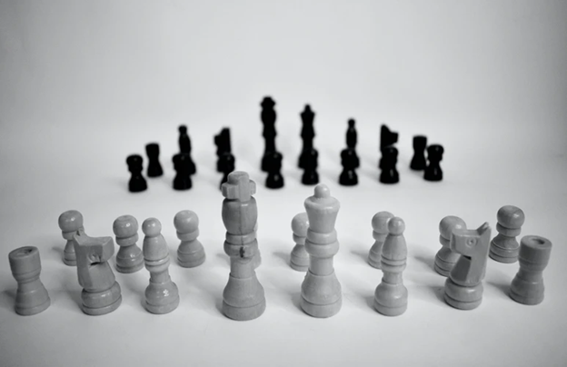 chess pieces summer small businesses