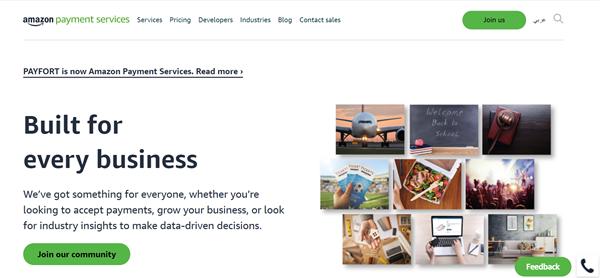 online payment gateways amazon payment services