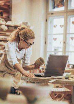 start a website ecommerce tips