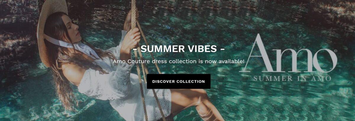 summer dresses female fashion ecommerce website UAE